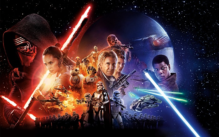 Star Wars The Force Awakens 2015 HD Wallpaper Views:9274