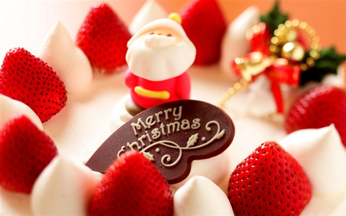 Merry Christmas 2016 New Year Holidays Wallpaper Views:7315