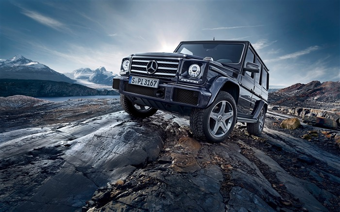 2016 Mercedes-Benz G-Class Auto HD Wallpaper Views:7607