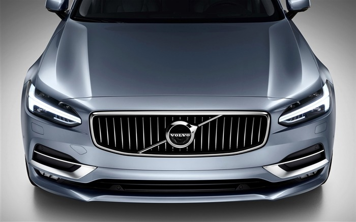 2016 Volvo S90 Luxury Blue Series Auto HD Wallpaper Views:4062