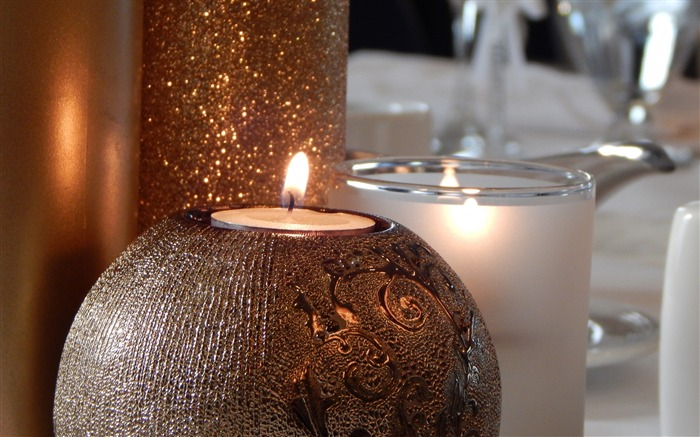 Candle decoration glitter-High Quality HD Wallpaper Views:1929