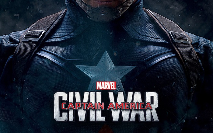 Captain America Civil War 2016 Movies HD Wallpaper Views:10209