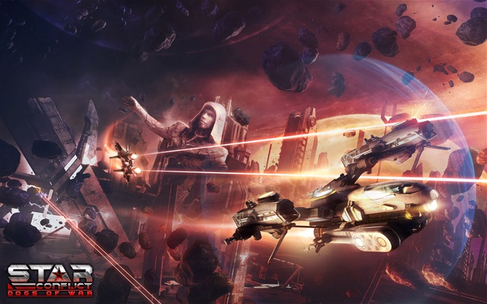 DoW-Star Conflict Game HD Wallpaper Views:1724