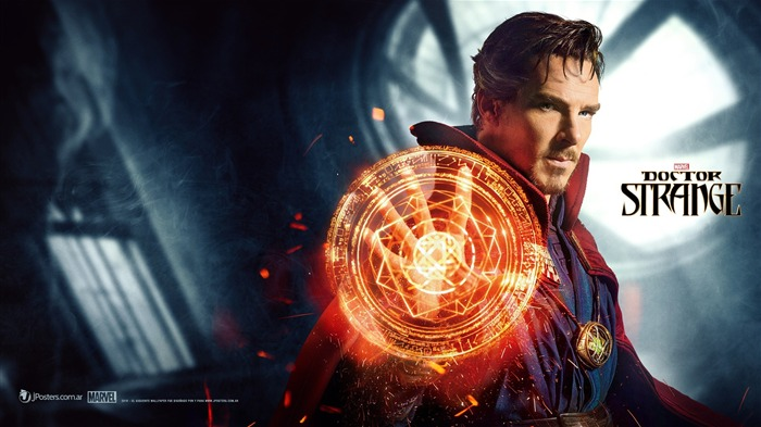 Doctor Strange 2016-Movie Posters Wallpaper Views:2938