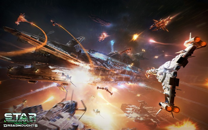 Dread-Star Conflict Game HD Wallpapers Views:1821