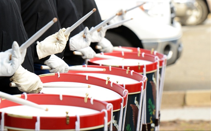 Drums percussion instruments-High Quality HD Wallpaper Views:1537