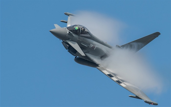 Eurofighter typhoon fighter plane-High Quality HD Wallpaper Views:2562