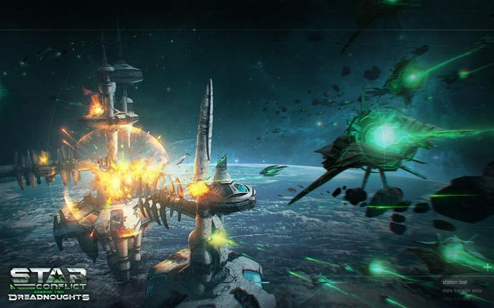 Invasion-Star Conflict Game HD Wallpapers Views:1754