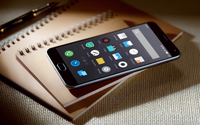 Meizu M2 Note Smartphone-Brand theme wallpaper Views:2016