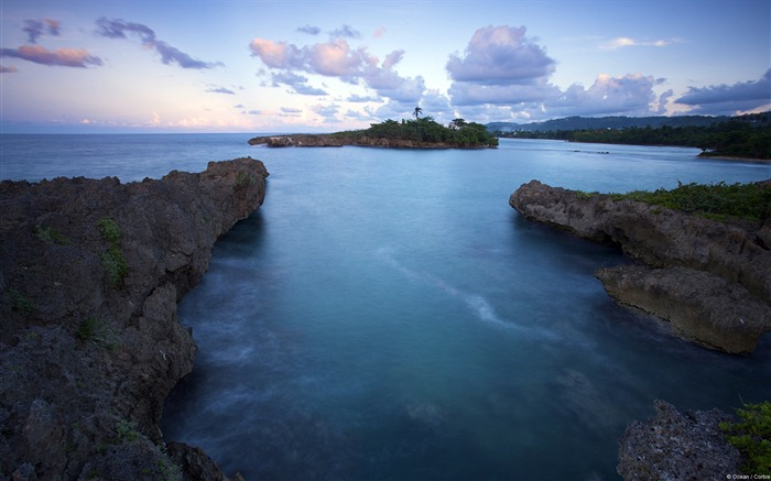 Port Antonio Jamaica-Windows 10 Theme HD Wallpaper Views:1336