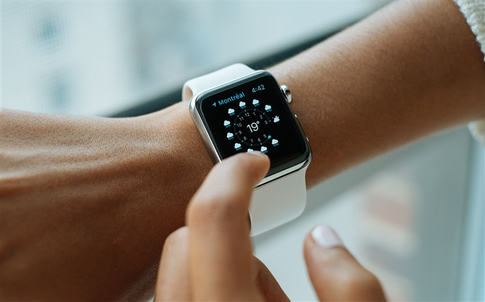 Smartwatch touch screen-Brand theme wallpaper Views:1045