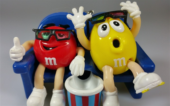 m and ms candy toys-High Quality HD Wallpaper Views:1735
