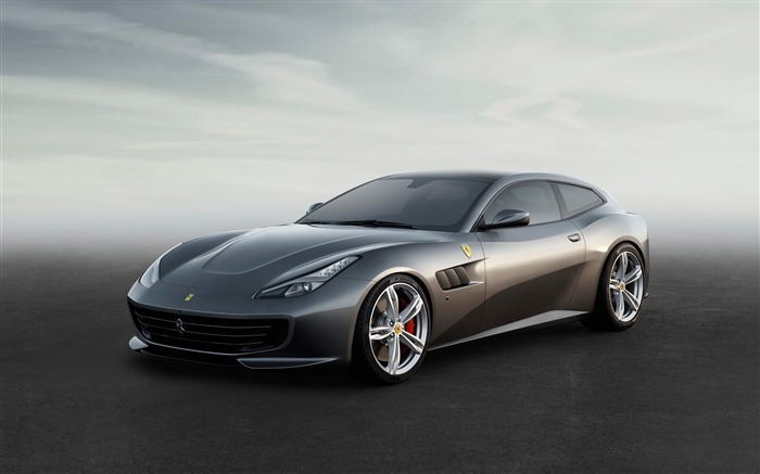 2016 Ferrari GTC 4 Lusso Auto HD Wallpaper Views:3168