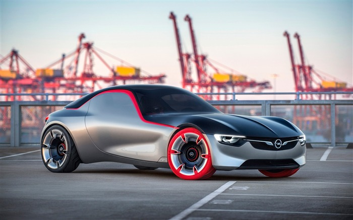 2016 Opel GT Concept Auto HD Wallpaper Views:2679