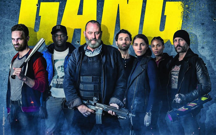 Antigang-2016 Movie High Quality Wallpaper Views:1567