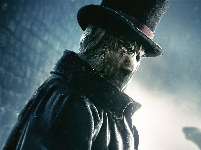 Assassins creed jack the ripper-Game High Quality Wallpaper Views:2266