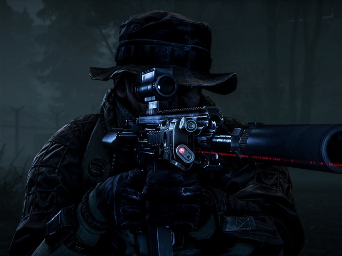 Battlefield 4 Night Operations-Game High Quality Wallpapers Views:2425