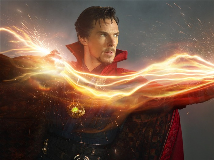 Doctor strange benedict cumberbatch-2016 Movie High Quality Wallpaper Views:1756