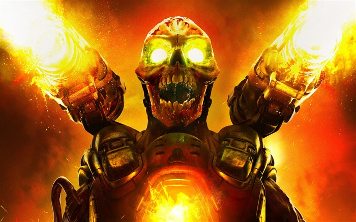 Doom 2016-Game High Quality Wallpapers Views:2988