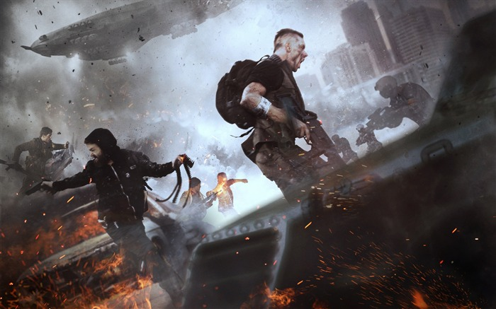 Homefront The Revolution 2016-Game High Quality Wallpaper Views:2102