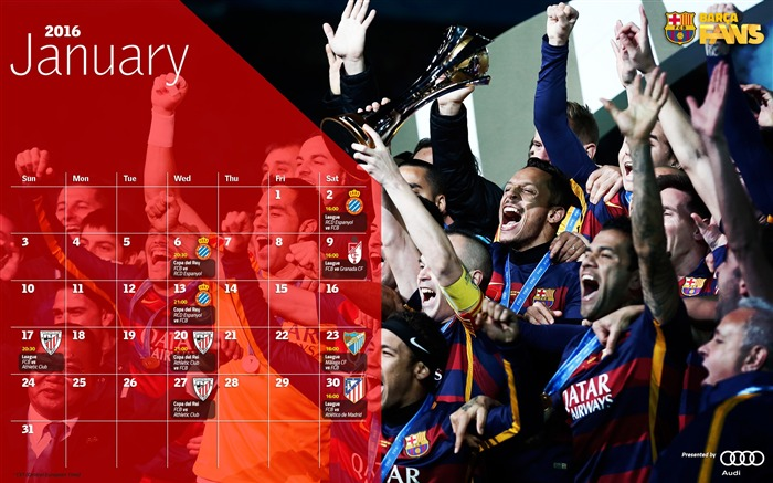 Barcelona Calendar Wallpaper : Fcバルセロナタイガーズのhdの壁紙アルバムリスト ページ wallpaper