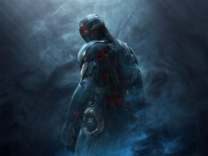 Nightmare Ultron-2016 Movie High Quality Wallpaper Views:1871