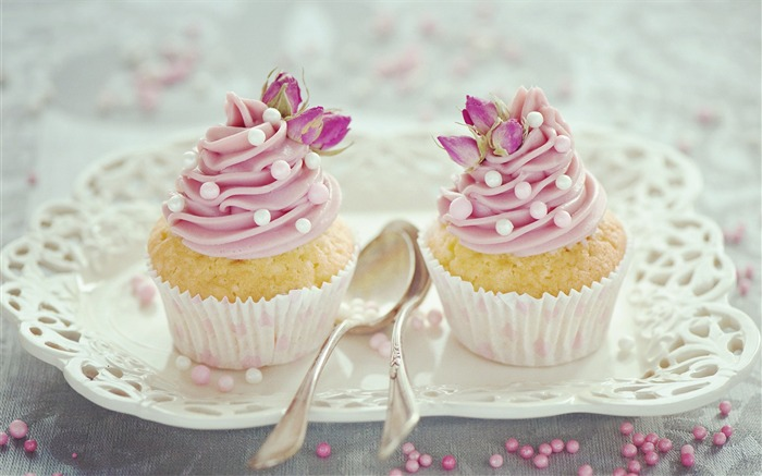 Sweet cupcakes food theme HD desktop wallpaper 19 Views:839