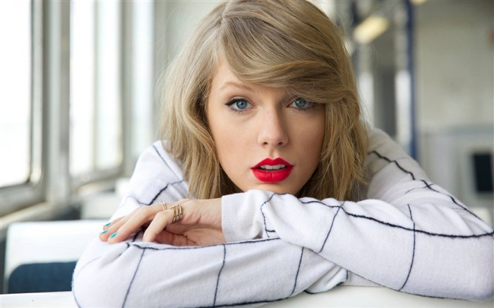 Taylor Swift Beauty Music Singer Photo Wallpaper Views:4448