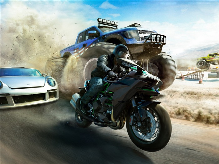 The crew wild run-Game High Quality Wallpapers Views:2098