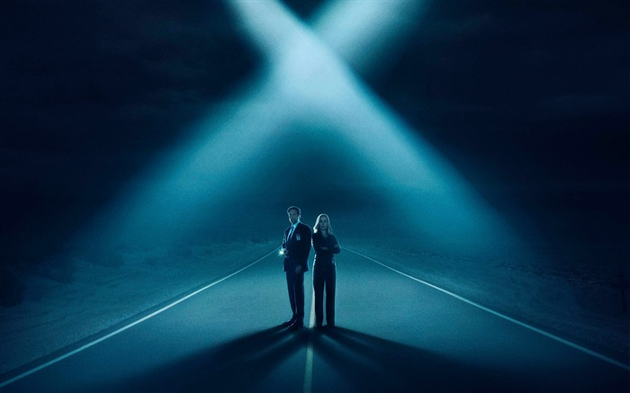 The x files-2016 Movie High Quality Wallpaper Views:1382