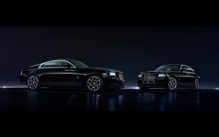 2016 Rolls-Royce Black Badge Auto HD Wallpaper 01 Views:1116