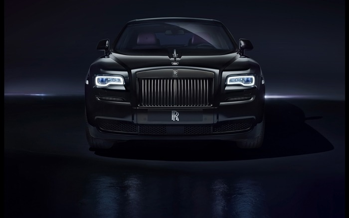 2016 Rolls-Royce Black Badge Auto HD Wallpaper 02 Views:1093