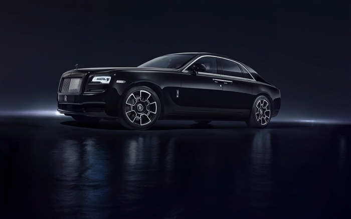 2016 Rolls-Royce Black Badge Auto HD Wallpaper 03 Views:1199