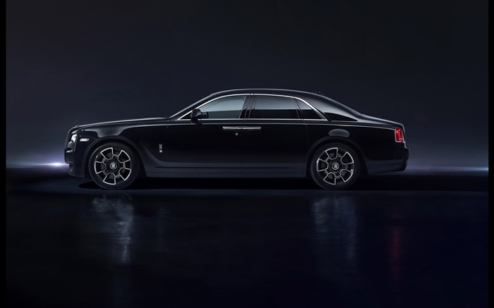 2016 Rolls-Royce Black Badge Auto HD Wallpaper 04 Views:1467