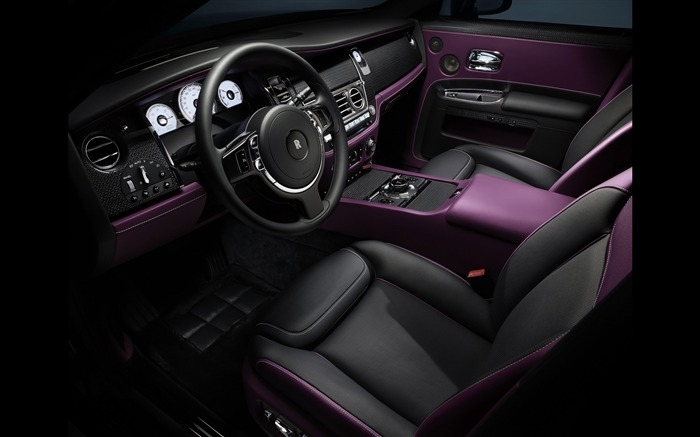 2016 Rolls-Royce Black Badge Auto HD Wallpaper 06 Views:1288