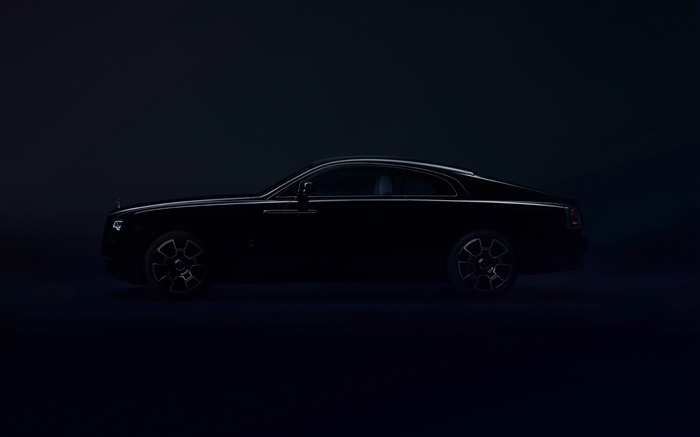 2016 Rolls-Royce Black Badge Auto HD Wallpaper 11 Views:1159