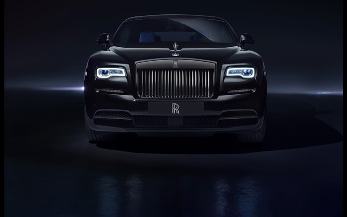 2016 Rolls-Royce Black Badge Auto HD Wallpaper 13 Views:1148
