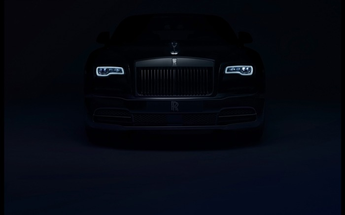 2016 Rolls-Royce Black Badge Auto HD Wallpaper 15 Views:1382