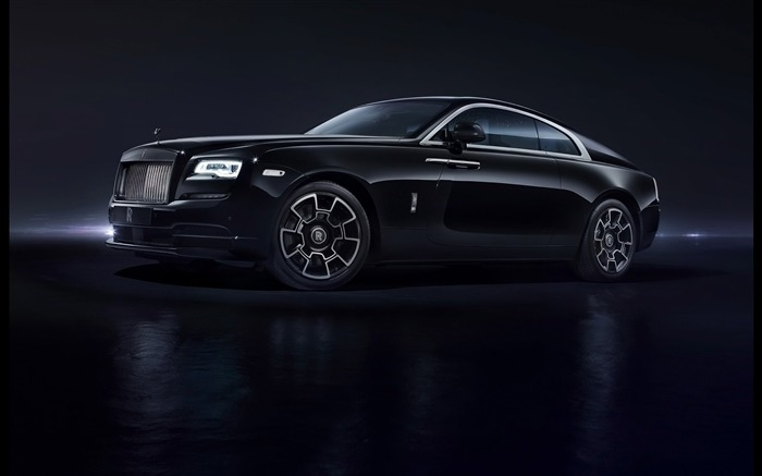 2016 Rolls-Royce Black Badge Auto HD Wallpaper Views:3635