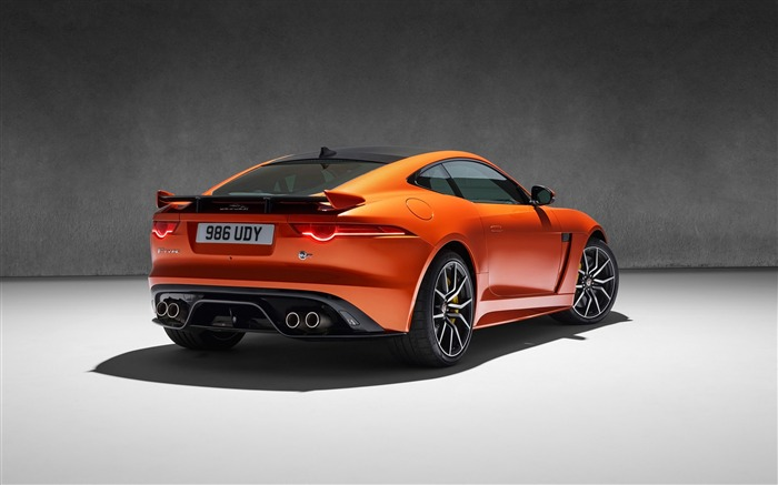 2017 Jaguar F-Type SVR Auto HD Desktop Wallpaper 30 Views:754