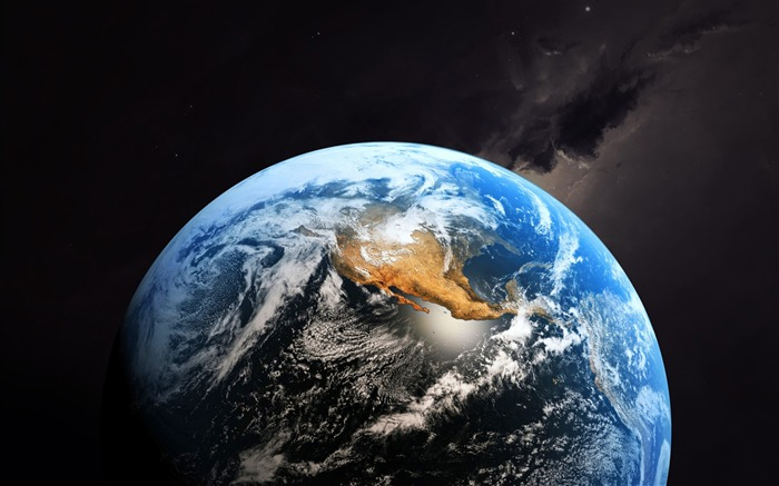 Beautiful planet earth-High Quality Wallpaper Views:2099