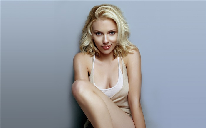 Beauty scarlett johansson-High Quality Wallpaper Views:1460