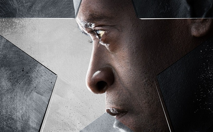 Don Cheadle-Captain America 3 Civil War Wallpaper Views:1733