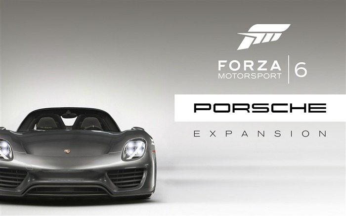 Forza motorsport 6 porsche expansion-Game High Quality Wallpaper Views:1351
