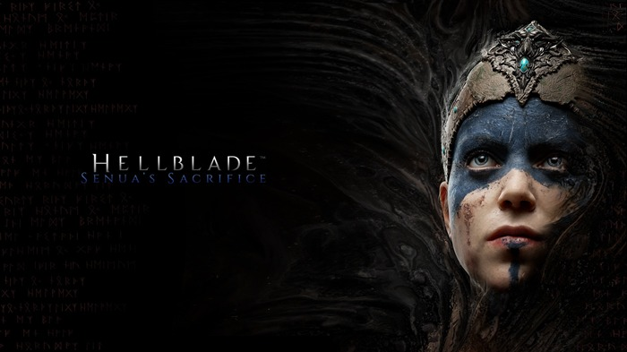 Hellblade senua sacrifice-Game High Quality Wallpaper Views:1140