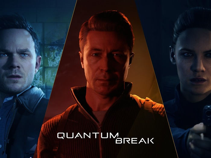 Quantum Break 2016 Xbox one-Game High Quality Wallpaper Views:1271