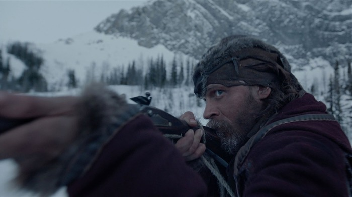 The Revenant 2016 Leonardo DiCaprio HD Wallpaper 04 Views:1271