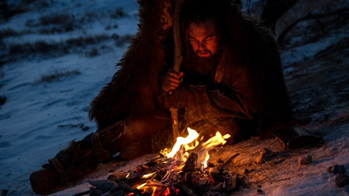 The Revenant 2016 Leonardo DiCaprio HD Wallpaper 11 Views:1317