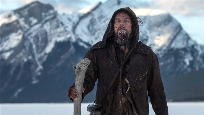 The Revenant 2016 Leonardo DiCaprio HD Wallpaper 13 Views:1319