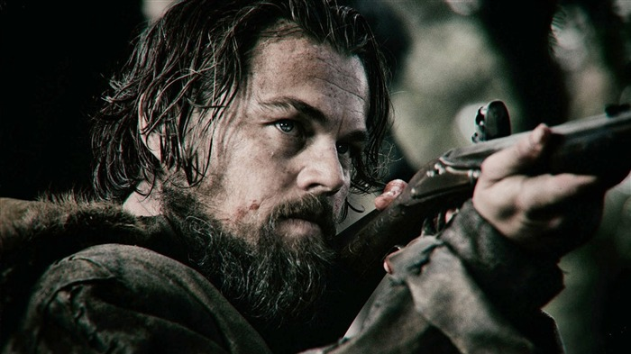 The Revenant 2016 Leonardo DiCaprio HD Wallpaper 15 Views:1246